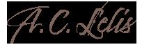 A. C. Lelis | Autorenseite
